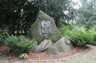 Vor der Herbstakademie in OSM noch nicht erfasstes Denkmal im Schlossgarten