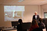 Vorstellung des Studienfachs Geoinformatik - Prof. Dr. Norbert de Lange (IGF)